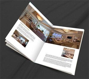 石家庄企业画册印刷